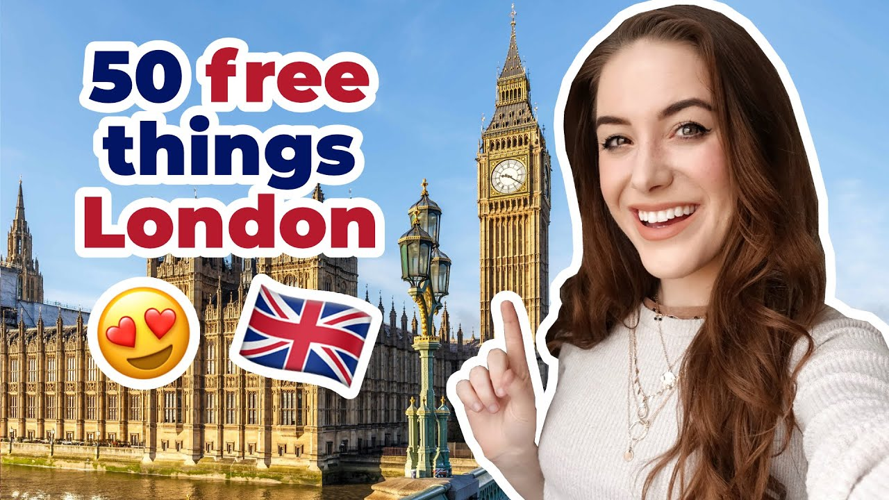 50 FREE Things To Do in London 🇬🇧 | Budget Travel Guide