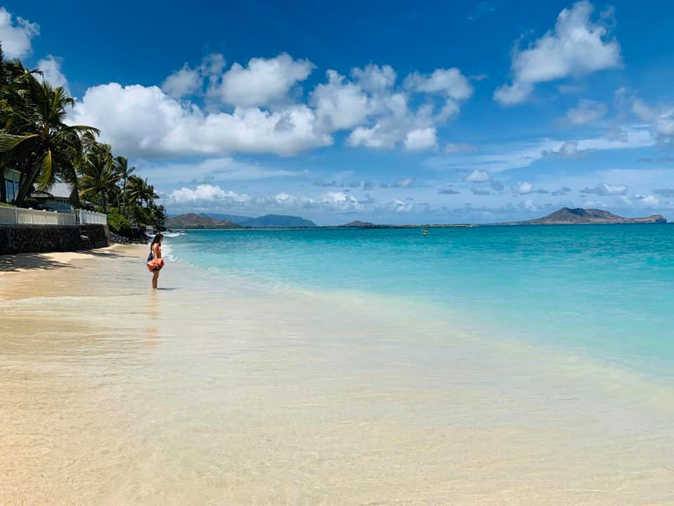 Aloha Friday Photo: Dipping your toes in the water